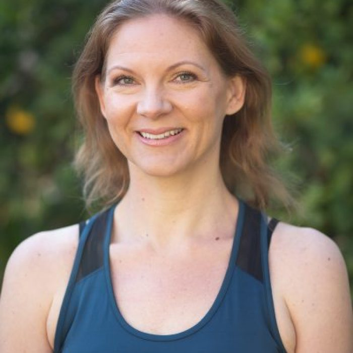 Nicky Lawford - Pilates instructor